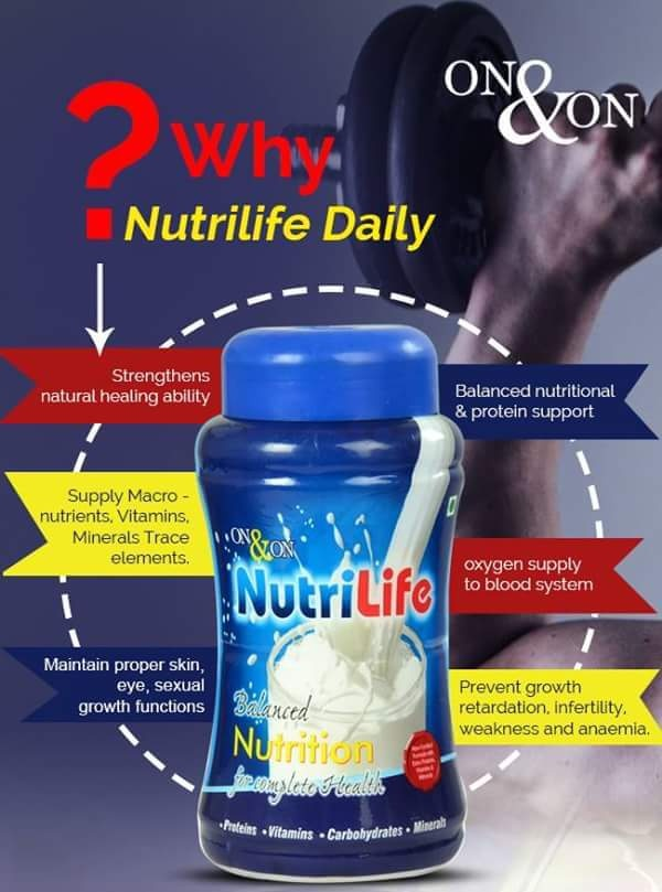NUTRILIFE POWDER