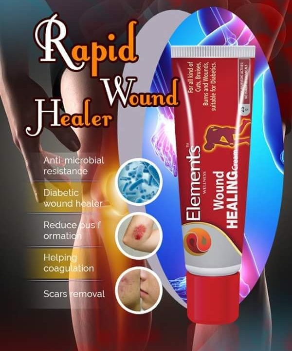 WOUND HELLING CREAM